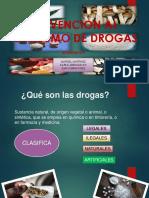 Prevencion Al Consumo de Drogas