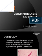 Leishmaniasis 2.0