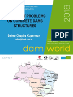 Significant Problems on Concrete Dams-Deterioration-selmo Kuperman