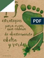 19 Estrategias Para Una Cadena Verde y Esbelta 1