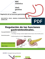 1era Clase Fisiología Del Tracto Gastrointestinal