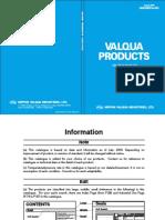 Valqua Products
