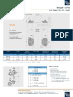 Gantrex Raillok w30 Data Sheet Imperial