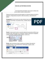 ICONOS DE LAS PESTAÑAS DE WORD.docx