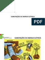 Aula 10 - TDE - Subestações de Energia Elétrica