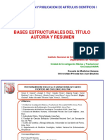 4. Clase Redaccion i - 06.08.19