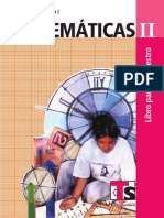 Matematicas de 2 Año Secundaria