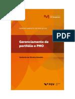 Gerenciamento de Portfolio e PMO