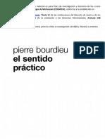 Bourdieu1980. Prologo