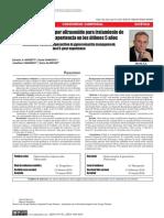 Liposuccion asistida por ultrasonido para el tratamiento de la ginecomastia