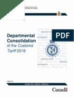 Canada Customs Tariff T2018-3.pdf