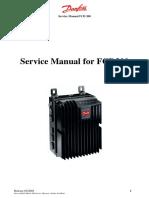 Service Manual Fcd 300