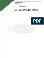 DATASHEET Display LCD 1*16