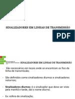 Aula 7 - TDE - Sinalizadores, Distúrbios e Transm CC