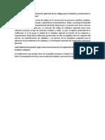 Cuál Considera Es La Importancia de Aplicación de Los Códigos Para La Industria y Construcción en Proyectos Metálicos Soldados