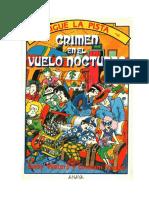 Sigue La Pista 03 Crimen en El Vuelo Nocturno