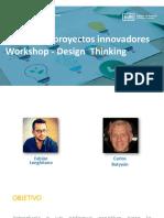 Proyectos innovadores con Design Thinking