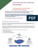 Inova Educação - Módulo 1 - Adolescências e Juventudes - Eletivas, Projjeto Vida e Tecnologia