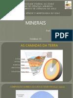 1 - Minerais