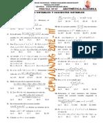 (Verano) Práctica Nº 07 Productos y Cocientes Notables