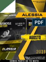 Catálogo Aleesia 2019