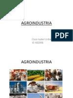 Agroindustria Clara