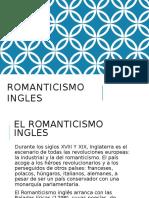 Romanticismo Ingles