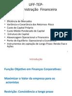 Adm Financeira Grad 2019