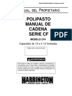 CF4 Owners Manual-SPN