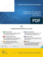 Ponencia Magistral Ministro Perez Energía Ecuador