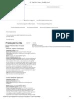 ISF - Inglês Sem Fronteiras - Produção Escrita 1 Básico