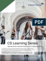 CS Learning Series Temas
