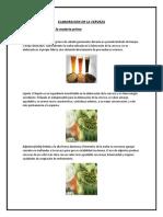 Elaboracion de La Cerveza