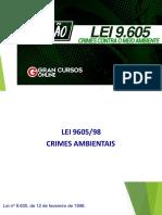 Nilton Coutinho-Aulão- Lei 9.605 - Crimes contra o meio ambiente.pptx