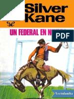 Un Federal en Nevada - Silver Kane