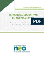 Tendencias Educativas en América Latina