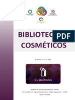 Biblioteca de Cosméticos 2018 Portal