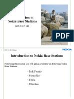 Intro to Nokia Base Stations