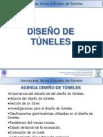Diseno de Tuneles