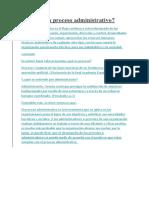 Qué Es Proceso Administrativo  y IV Revolucion industrial