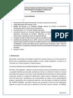 GFPI-F-019- Guía de Aprendizaje Dirigir El Talento Humano(1)