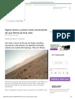 A prova mais convincente de que Marte já teve vida.pdf