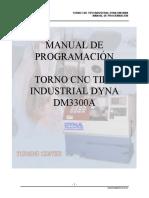 Programacion Dm3300 b
