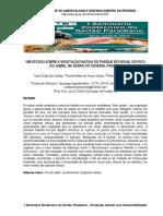 Um estudo sobre a vegetação nativa do Parque Estadual do Pico do Jabre, na Serra do Teixeira, Paraíba