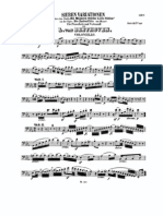 Beethoven 7 Variations Mannern Cello Piano Part