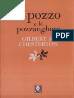 Chesterton - Il pozo e le pozzanghere