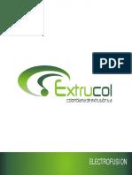 EXTRUCOL PASOS ELECTROFUSION