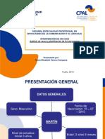 Prototipo - Plan de Intervención Del Caso