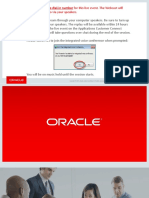 Customer Connect- Streamlined Reporting for Oracle Fusion General Ledger