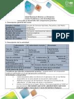 Guia de actividades y rubrica de evaluacion desarrollo componente práctico